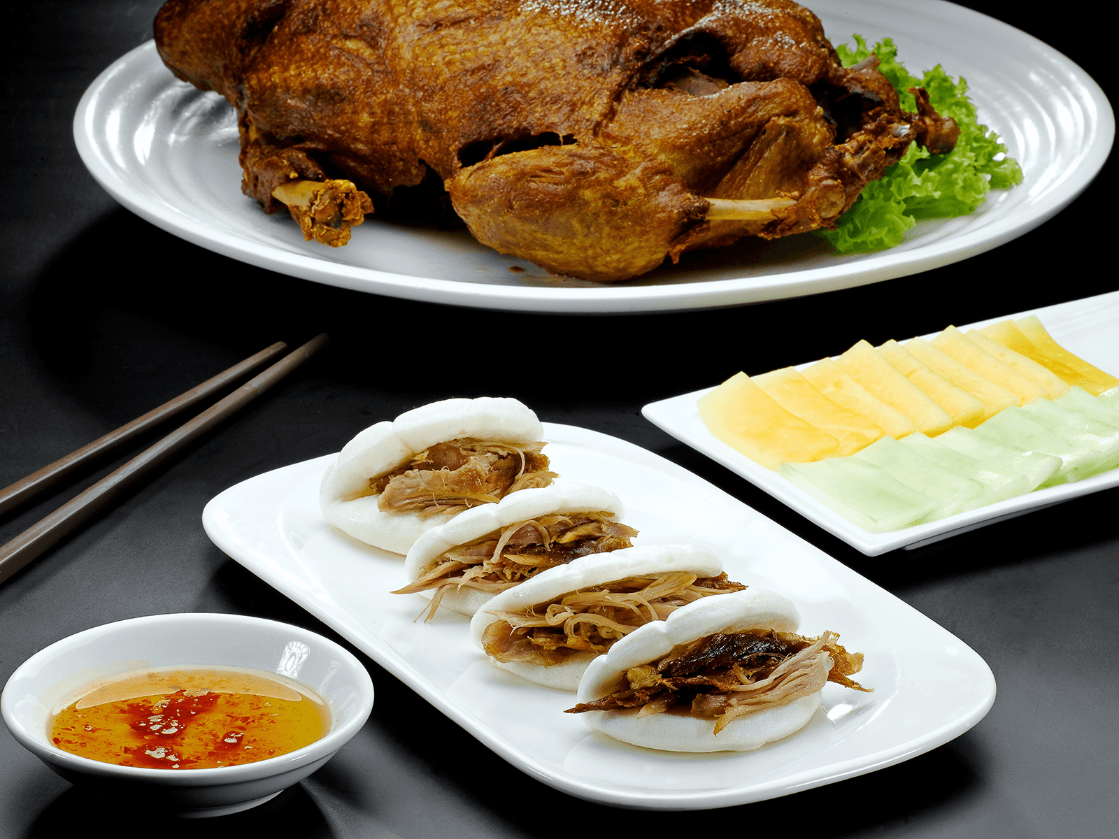 Crispy-Fragrant-Duck-with-Petite-Lotus-Buns-web
