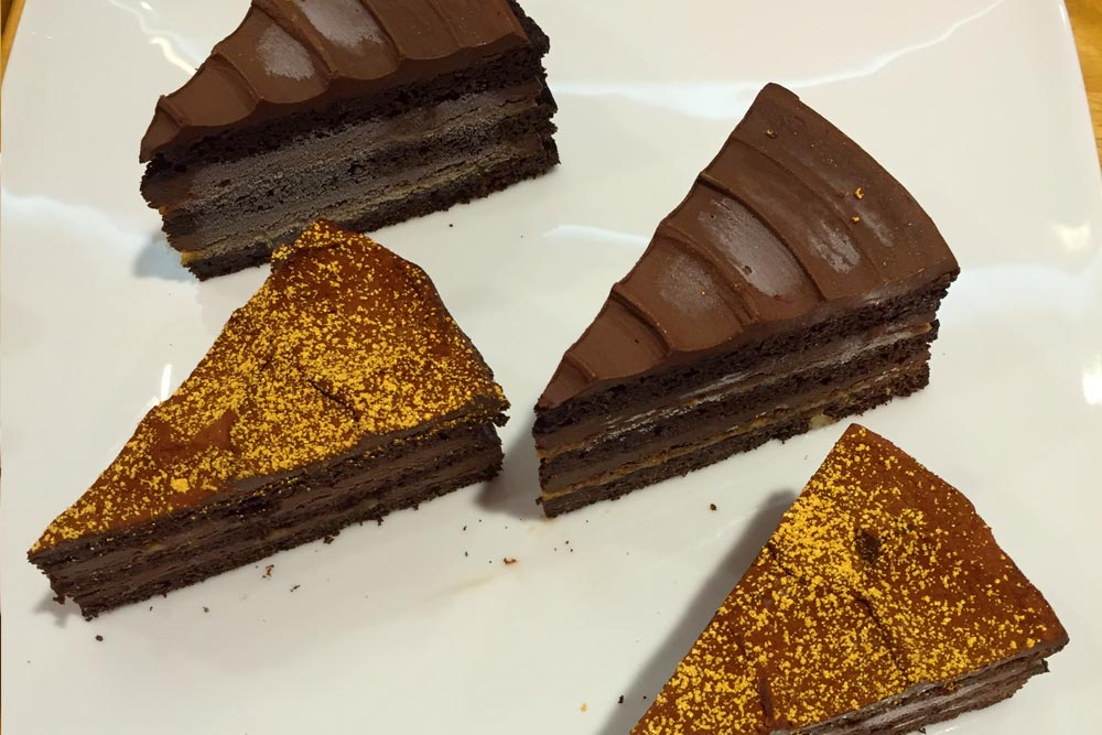 cocoa colony cakes salted caramel