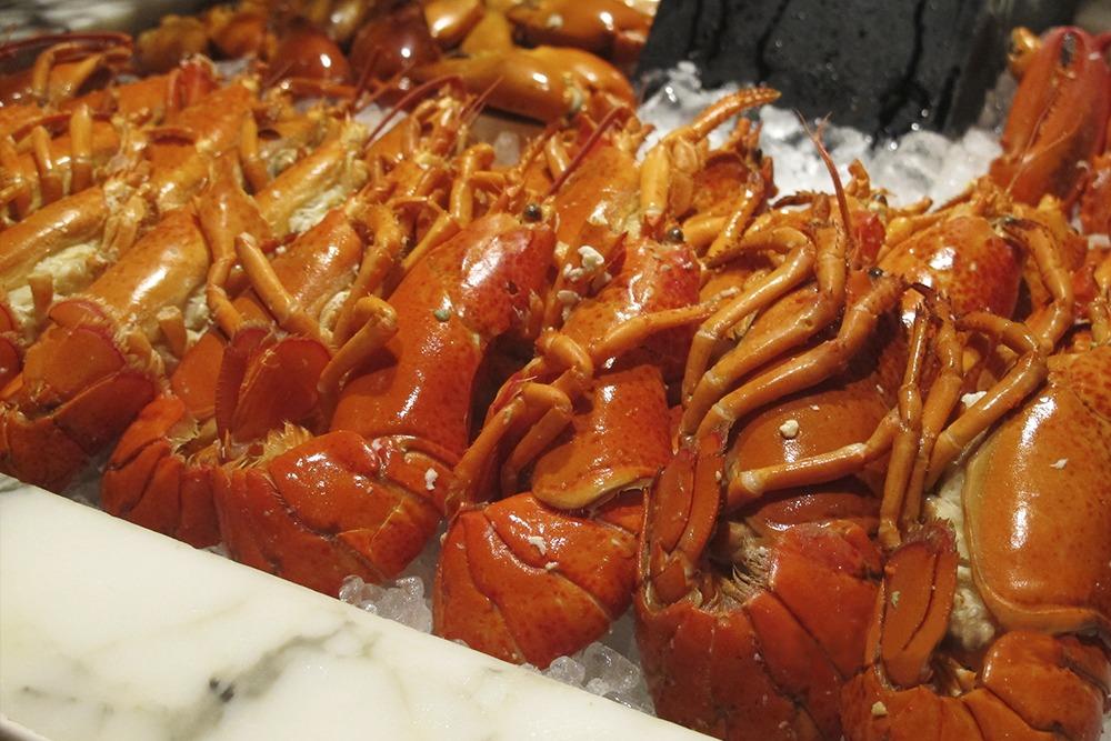 cold lobster