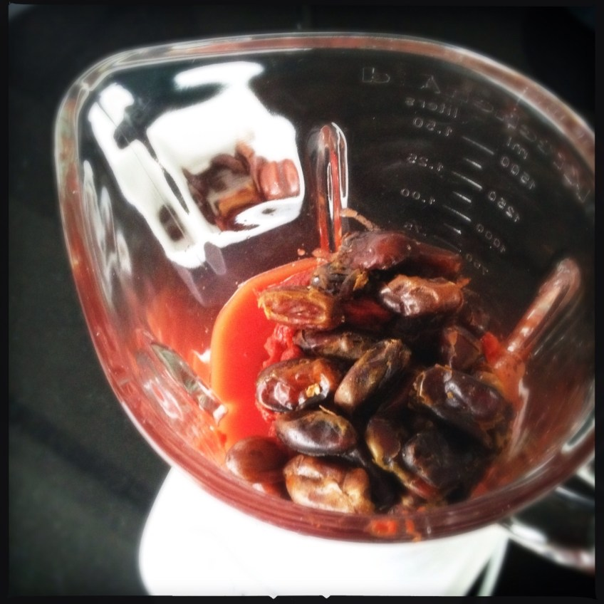 Adding dates to the blender