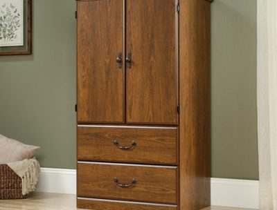 Sauder (418631) Orchard Hills Armoire | The Furniture Co.