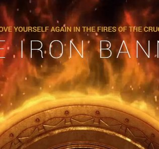 People Are Very Upset with Destiny's Iron Banner