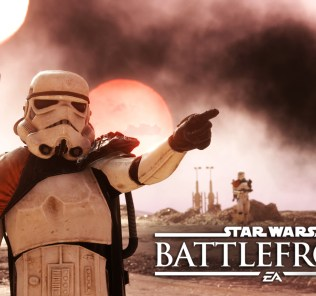 Star Wars Battlefront Feeds Off Our Nostalgia