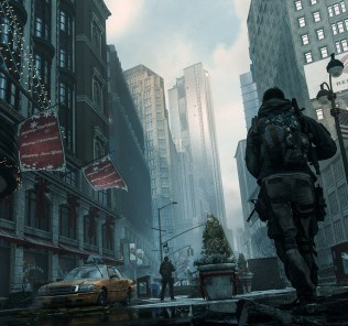The Division, Ubisoft,