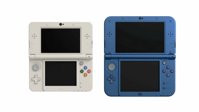 News: Nintendo's New 3DS Has More Power, More Buttons