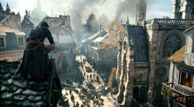 Response: Why I WILL Be Playing Assassin's Creed: Unity, Despite #PS4noparity