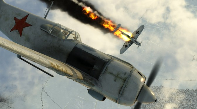 News: PC Exclusive Combat Flight-Sim IL-2 Sturmovik: Battle of Stalingrad Coming To Consoles?
