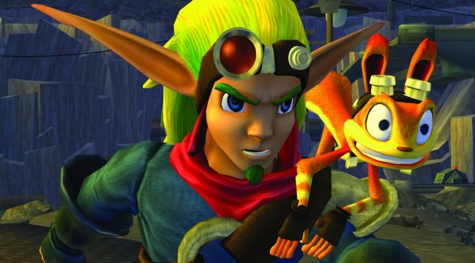 Pictures: Check Out These High-Def CryEngine Renders Of Naughty Dog's Jak II Fan-Remake