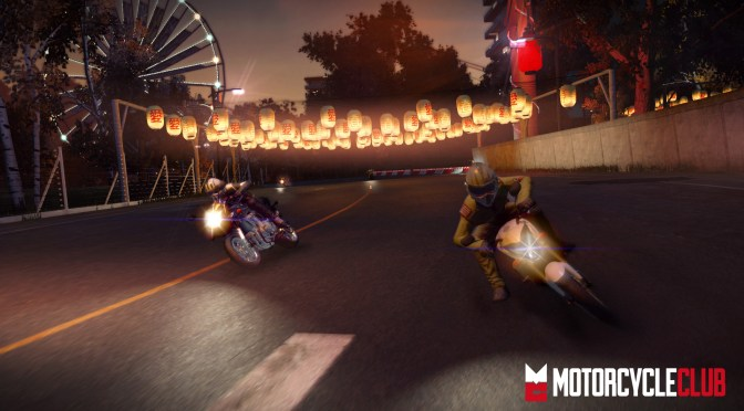 News: Forget About Driveclub: Motorcycle Club Is Coming This March