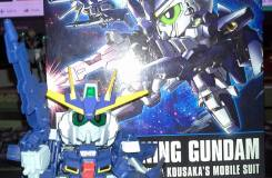 SD BB Lighting Gundam Review