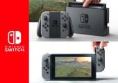 Nintendo reveals the Nintendo Switch