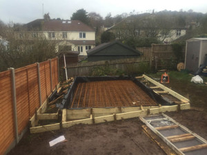 Garden Room On Sloping Site-1