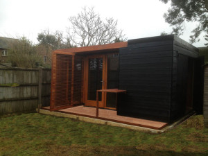 Garden Office on Ugly House to Lovely House-1