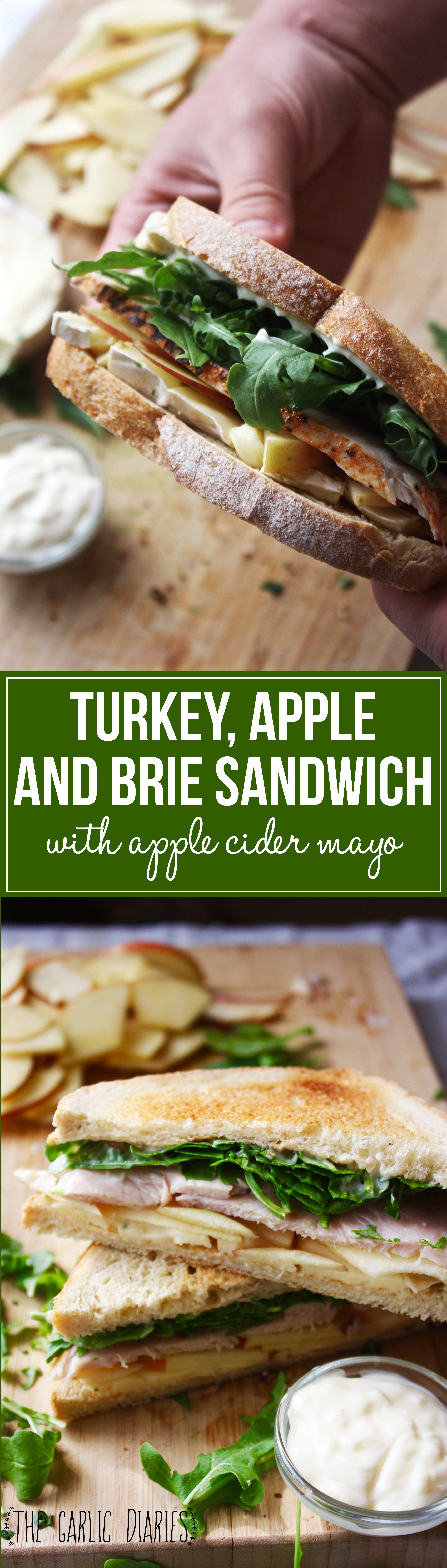 open face brie apple and arugula sandwiches recipes dishmaps open face ...