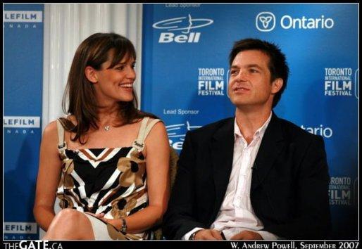 Jennifer Garner and Jason Bateman