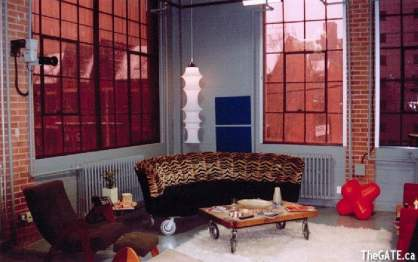 U8TV Living Room