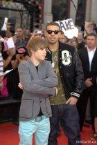 Justin Biber and Drake