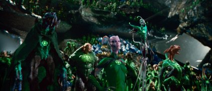 The Green Lanterns