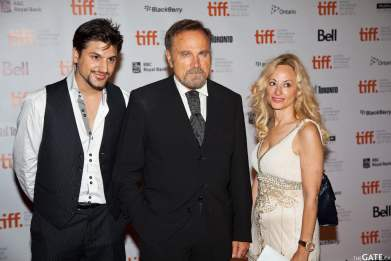 Franco Nero and guests