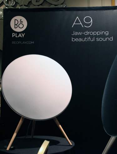 Bang & Olufsen BeoPlay A9 speaker