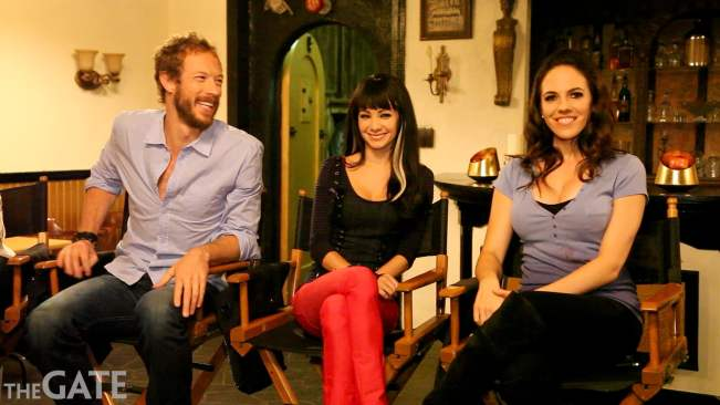 Lost Girl on set interview - part 3