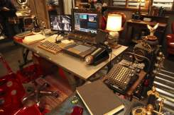 Artie's office
