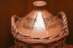 Original Walker & Sons whisky jug