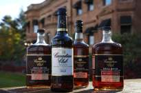 Canadian Club whiskies