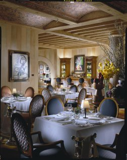 Bellagio's Picasso Dining Room