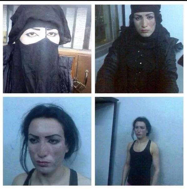 burka women's rights middle east clothing eyes