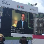 Thousands boo and jeer David Cameron at Pride in London