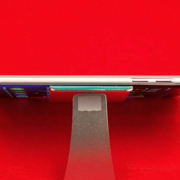 Galaxy S7 Edge lato sx