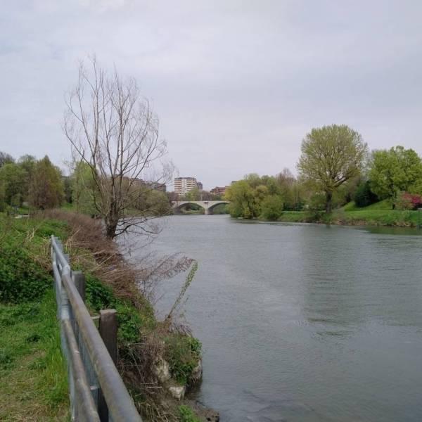 BlackBerry Priv Lungo fiume