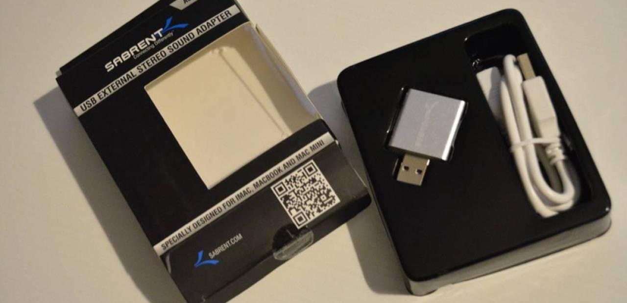 Scheda Audio USB
