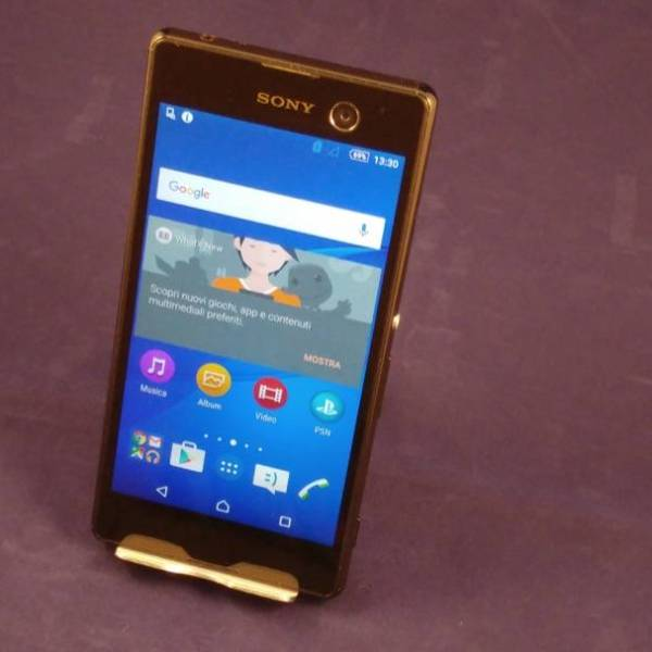 Sony Xperia M5 Home