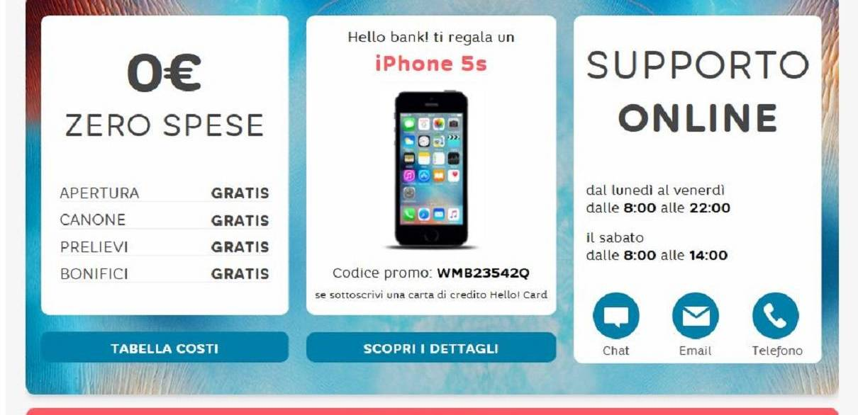 iphone 5s regalato