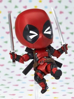 Deadpool Nendoroid figure - Katanas