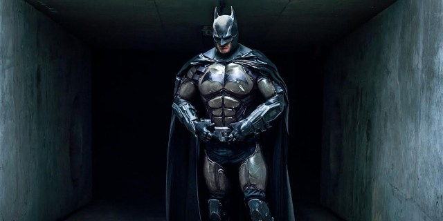 Julian Checkley Batman cosplay