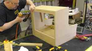 Pacade RetroPie Bartop Arcade Cabinet Build - 0017