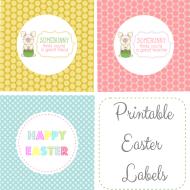 Free Printable Friday: Free Easter Printables