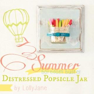 Summer Boredom Buster Jar