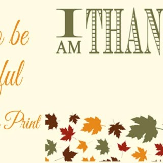 Thankful Sign Feature Image