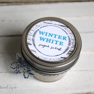 Winter White Suger Scrub-slider image