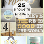 25 Silhouette Projects