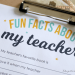 Fun Facts About My Teacher-feature