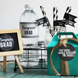 Graduation Printables - Feature