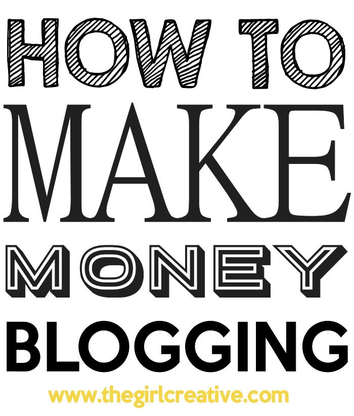 How to Make Money Blogging2