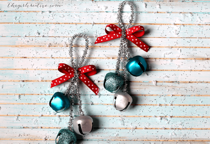 Jingle Bells Christmas Ornaments