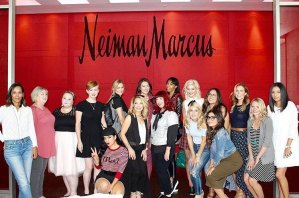 iPhone photo gallery diary of our Neiman Marcus Blogger Brunchhellip