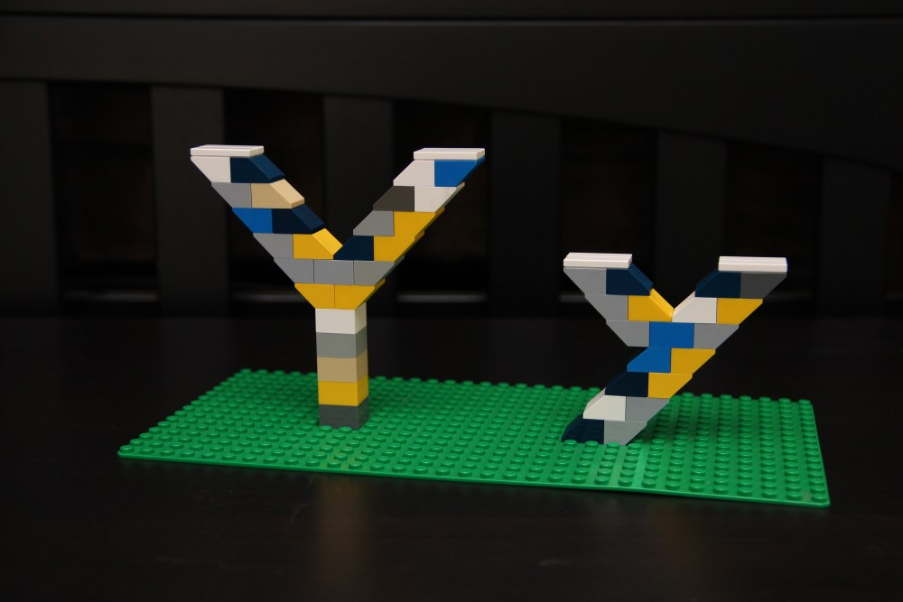 Letter of the Week-Letter Y